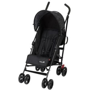 POUSSETTE  SAFETY 1ST Poussette Canne Slim - Splatter Black