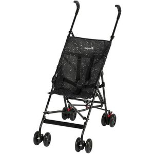 POUSSETTE  SAFETY 1ST Poussette Canne Peps Splatter Black