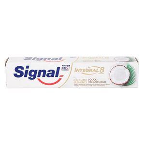DENTIFRICE Dentifrice coco blancheur 75ml Signal
