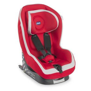 SIÈGE AUTO - RÉHAUSSEUR CHICCO Siège Auto Groupe 1 Go One Isofix Red