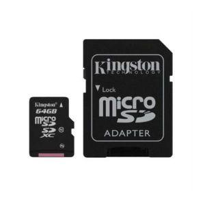 ACCESSOIRES SMARTPHONE Carte Mémoire Micro SD 64 Go classe 10 Pour WIKO Y