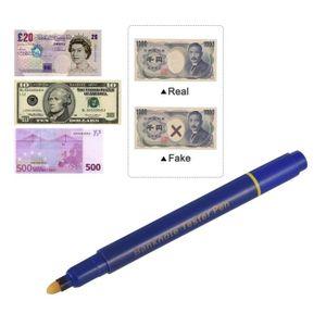 ARGENT BILLET Détecteur stylos Checker pour billets-Par TRIXES