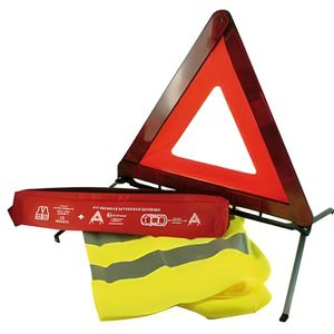 KIT DE SÉCURITÉ Altium 954400 Kit Triangle Gilet Homologue