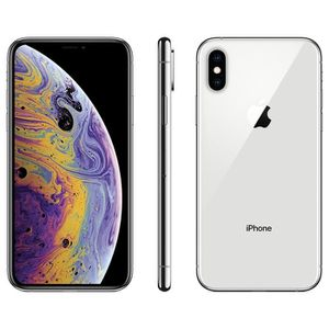 SMARTPHONE Apple iPhone XS 64 Go Argent (Tout Neuf)