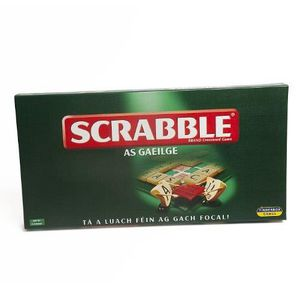 JEU D'ADRESSE Scrabble Classic Irish Language Version KZPA2