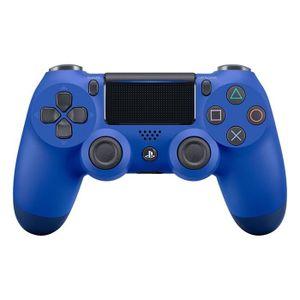 MANETTE JEUX VIDÉO Contrôleur sans fil officiel PlayStation 4 PS4 Dua