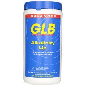 BONDE - BUSE - SKIMMER  GLB 71200 Alcalinité jusqu'à 4LB équilibreur d'eau