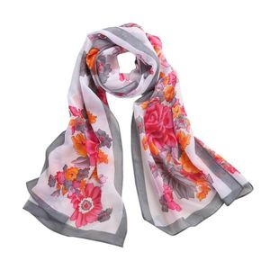 ECHARPE - FOULARD Deessesale®Écharpe long Soft Wrap Carthame Impress ... 9d364ea0165