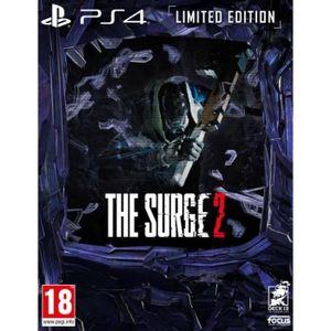 JEU PS4 jeu playstation 4 - The Surge 2 Edition Limitée