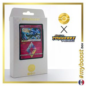 CARTE A COLLECTIONNER XERNEAS 144-214 Holo Prisme - #myboost X Soleil &