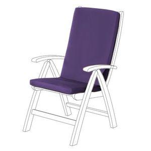 COUSSIN DE CHAISE  Gardenista® Violet Spoiler Coussin de siège pour c