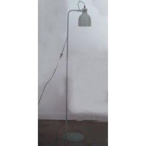 LAMPADAIRE LAMPADAIRE INDUSTRIEL LAMPE SUR PIED CLOCHE DESIGN