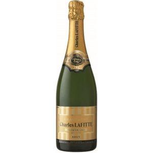 CHAMPAGNE CHARLES LAFITTE 1er cru Champagne - 75 cl - 12 °