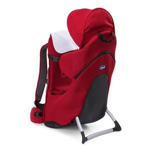PORTE BÉBÉ CHICCO Porte-bébé dorsal FINDER Red