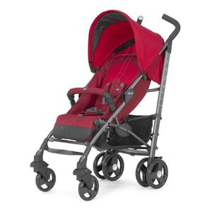 POUSSETTE  CHICCO Poussette Canne LITEWAY 2 Red