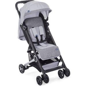 POUSSETTE  CHICCO Poussette canne ultra compacte MIINIMO Silv