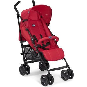 POUSSETTE  CHICCO Poussette Canne London Up avec arceau Red P