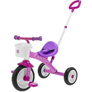 TRICYCLE CHICCO Tricycle 2 en 1 U/Go Rose