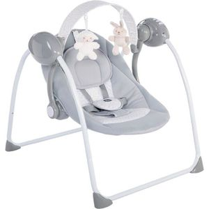 BALANCELLE CHICCO Balancelle Relax and Play - Gris