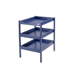 TABLE À LANGER COMBELLE Table à langer Susie 3 Plateaux laque ble
