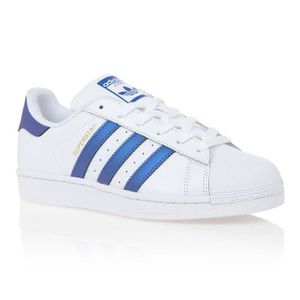 BASKET ADIDAS Baskets Superstar - Homme - Blanc