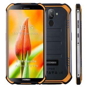 SMARTPHONE Smartphone Pas cher Etanche Incassable DOOGEE S40