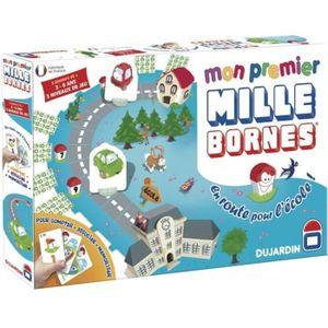 CARTES DE JEU Mon premier Mille Bornes-Ancienne version