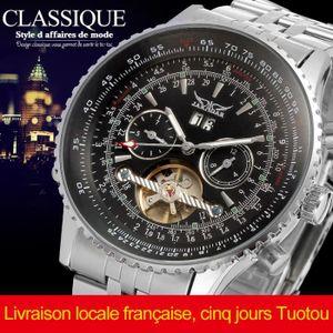 MONTRE JARAGAR Montre Bracelet Automatique De Luxe Bracel