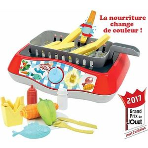 DINETTE - CUISINE GIOCHI PREZIOSI Magic Food Friteuse Magique