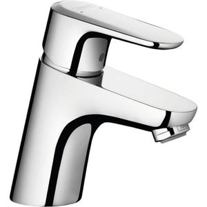 ROBINETTERIE SDB HANSGROHE Mitigeur lavabo Ecos M chrome