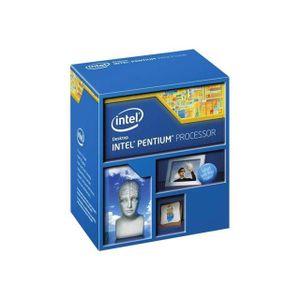 PROCESSEUR Processeur INTEL Pentium G4500 3.5 GHz LGA1151