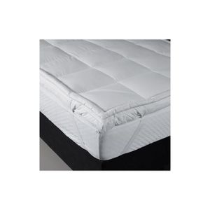surmatelas 70x190 achat vente surmatelas 70x190 pas cher cdiscount. Black Bedroom Furniture Sets. Home Design Ideas