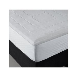 bultex surmatelas 140x200 m m achat vente sur matelas soldes cdiscount. Black Bedroom Furniture Sets. Home Design Ideas