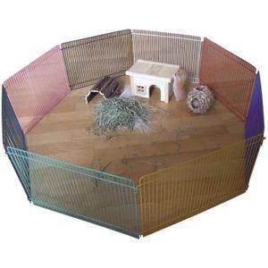 ENCLOS - CHENIL KERBL Enclos 8 pièces 34x23cm - Pour hamster