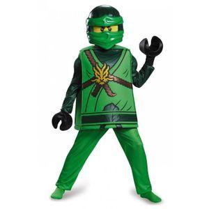 DÉGUISEMENT - PANOPLIE Déguisement deluxe Lloyd Ninjago®- LEGO® enfant -