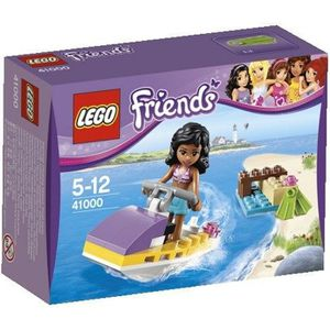 ASSEMBLAGE CONSTRUCTION Le jet-ski  LEGO FRIENDS 41000