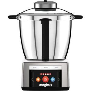 ROBOT DE CUISINE MAGIMIX®  Robot Cuiseur Cook Expert - Chrome mat