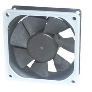 VENTILATION  Plaque anti-vibration pour ventilateur 8cm