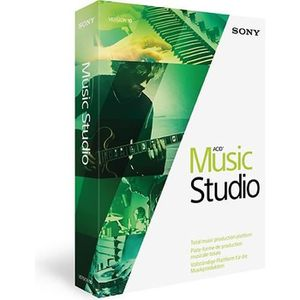 MULTIMÉDIA Sony ACID Music Studio 10