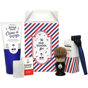 KIT RASAGE MONSIEUR BARBIER Coffret de rasage Old School
