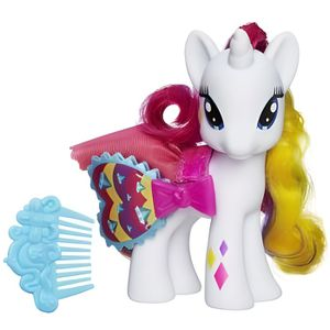 FIGURINE - PERSONNAGE My Little Pony - A5773 - Poney Beaut? Rarity 15 cm
