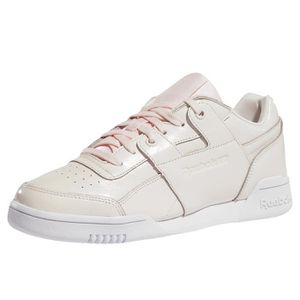 BASKET Reebok Femme Chaussures // Baskets Workout Lo Plus