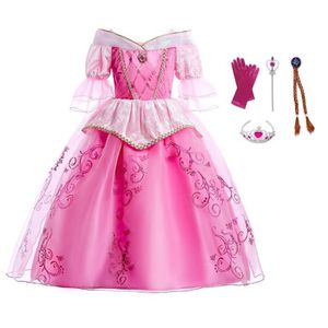 DÉGUISEMENT - PANOPLIE FINDPITAYA Robe Filles Princesse Ailuo Cosplay Rob f85766034473