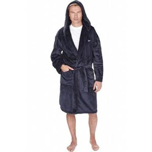 PYJAMA Pyjama Hommes Luxe Flanelle Polaire à capuche Peig