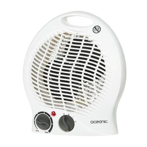 RADIATEUR D'APPOINT OCEANIC 2000 W Chauffage mobile soufflant - Foncti