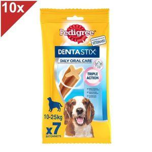 FRIANDISE PEDIGREE Dentastix Bâtonnets hygiène bucco-dentair