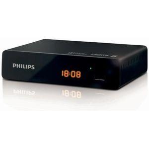 RÉCEPTEUR - DÉCODEUR   PHILIPS DTR3000 Décodeur TNT HD DVB-T2 Enregistreu
