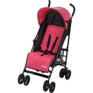 POUSSETTE  SAFETY 1ST Canne multipositions Rainbow Pink Moon