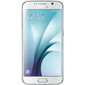 SMARTPHONE Samsung Galaxy S6 32 go Blanc - Reconditionné - Co