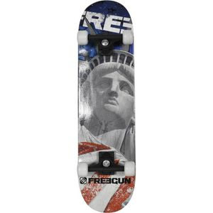 SKATEBOARD - LONGBOARD FREEGUN Skateboard 31